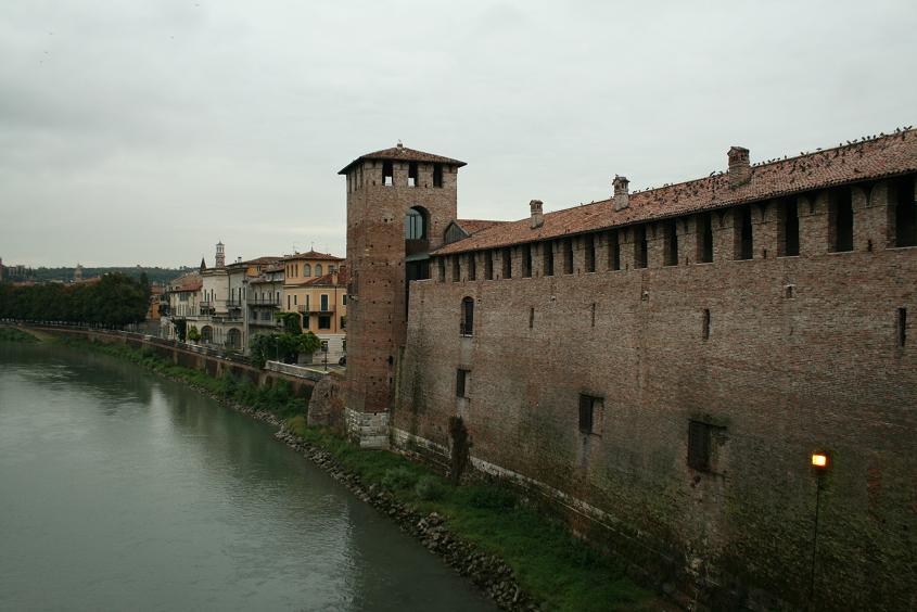 Крепость Вероны, Италия