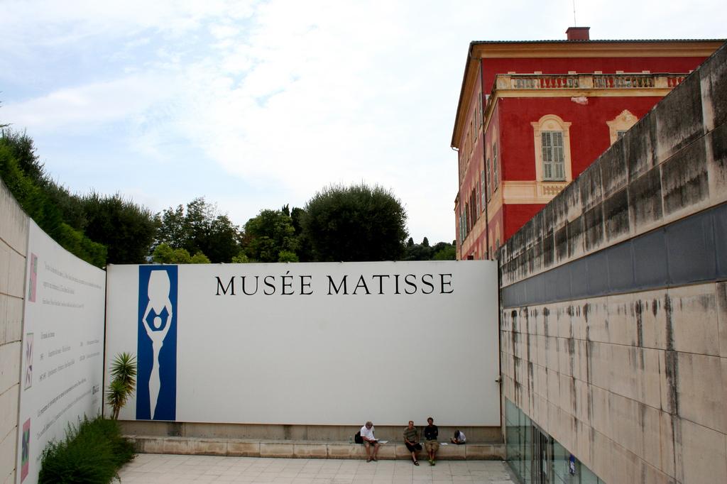 Ницца, музей Матисса