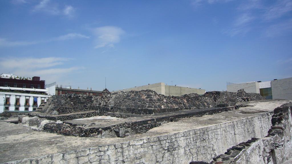 Руины Темпло Майор