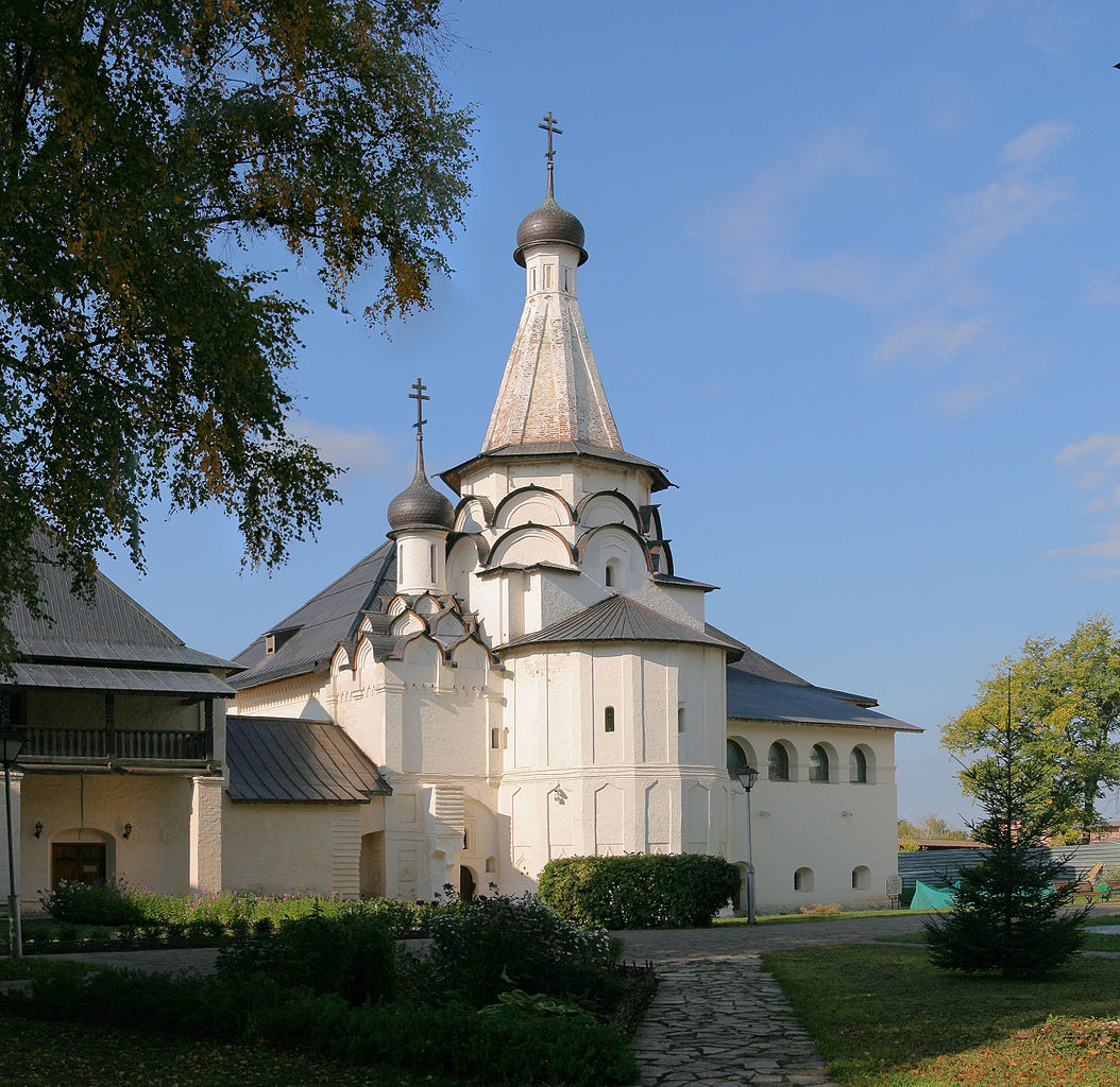 Спасо-Евфимиевский монастырь, Успенская трапезная церковь