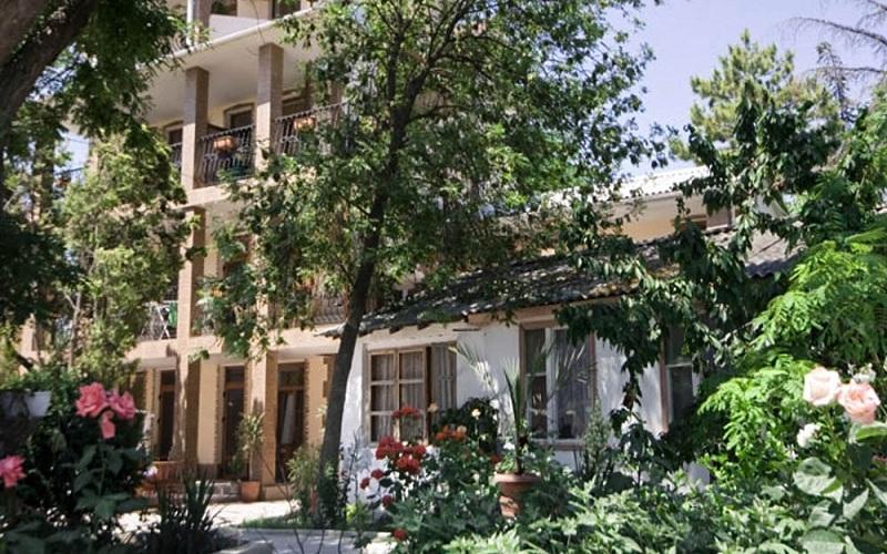 Орхидея отель коктебель