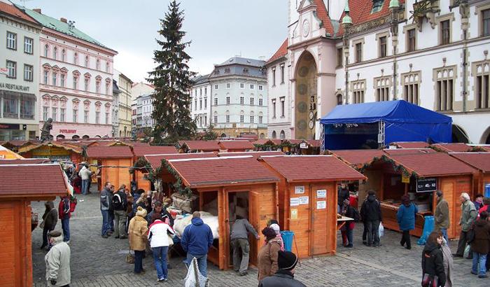 Лучшие рождественские ярмарки Чехии Оломуц 2.jpg