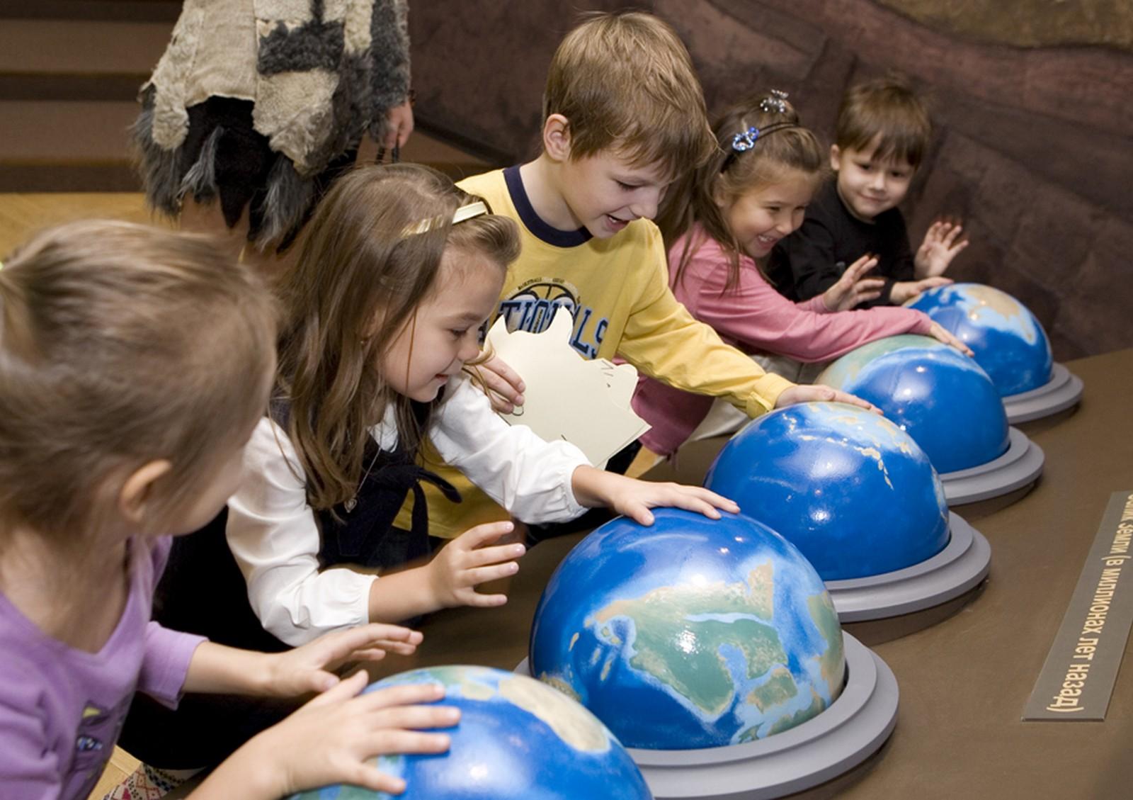 Музей естественной истории Татарстана, как увидеть возраст Земли