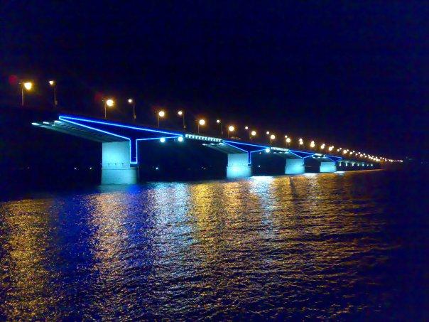 Автомобильный мост через Каму, Пермь