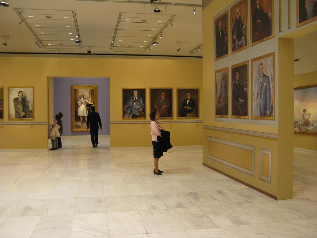 Из коллекции Национальной художественной галереи Афин