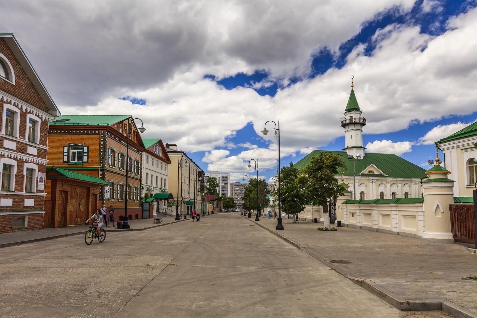 Старая Татарская слобода, Казань