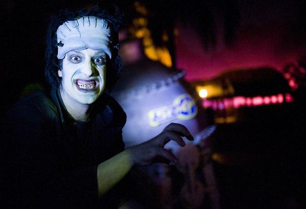 Хэллоуин в Порт Авентуре