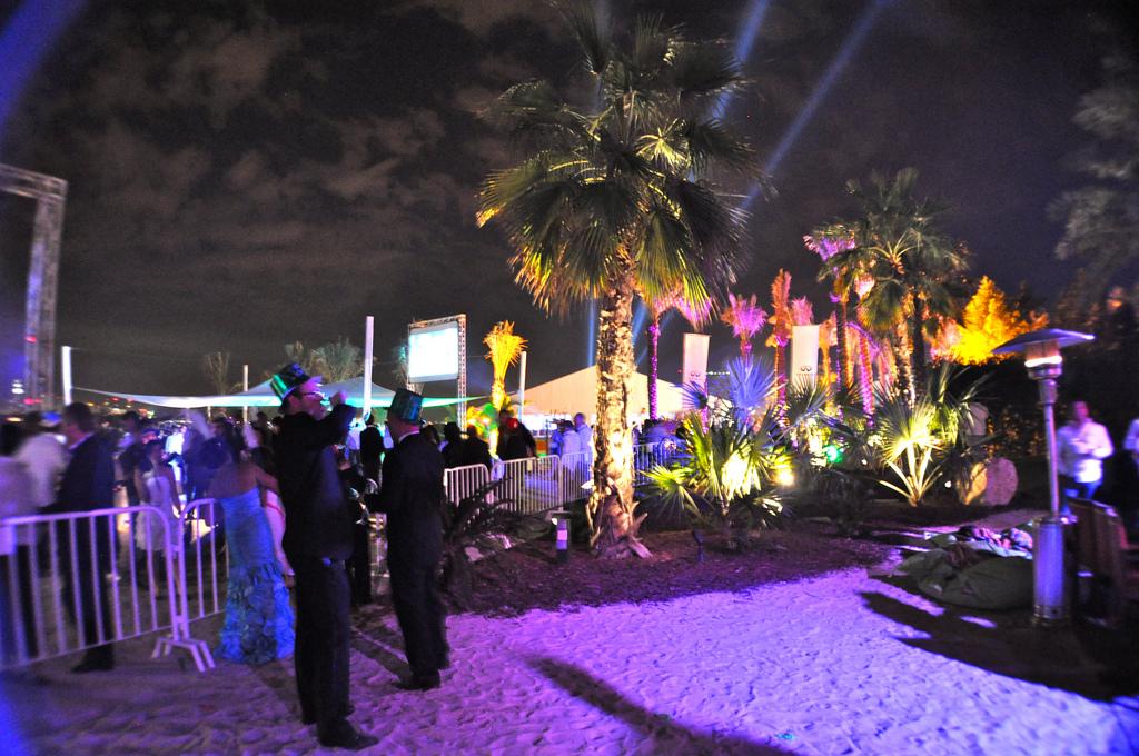 Nasimi Beach Party, Дубай