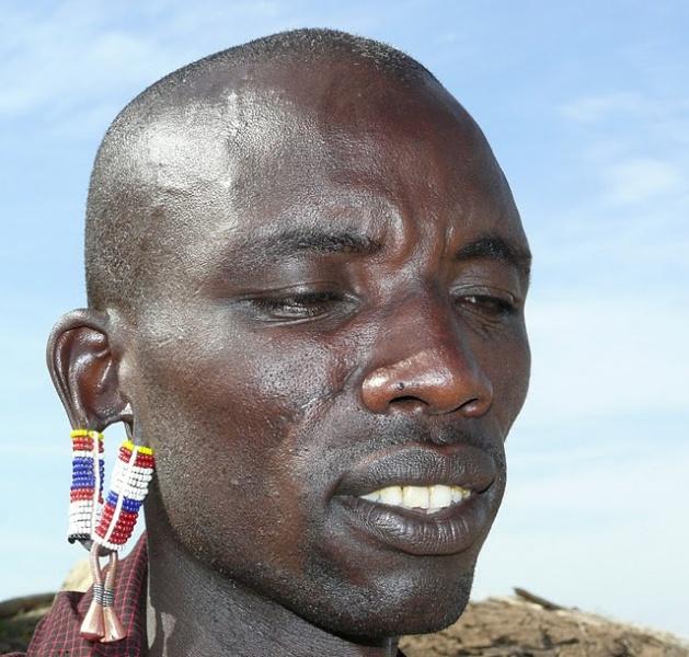 Настоящий кениец