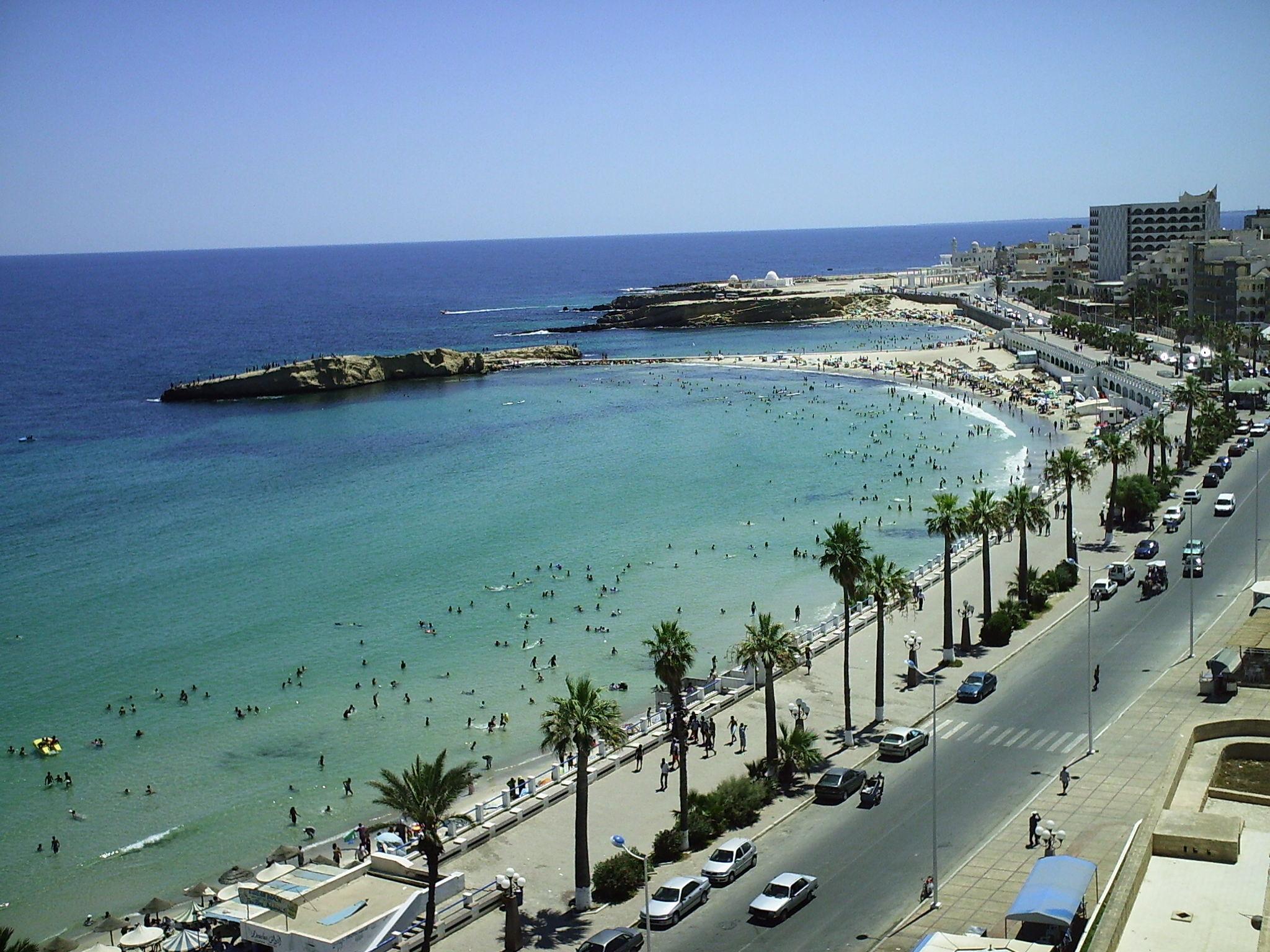 Тунис . Сусс