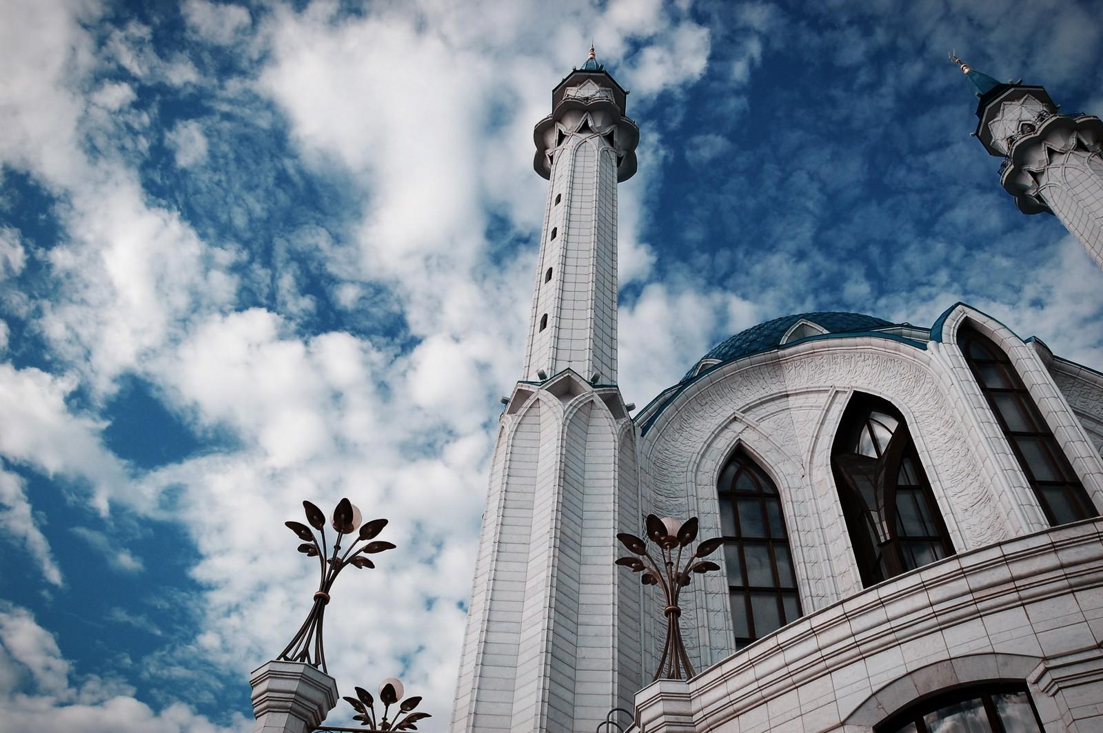 Мечеть Кул-Шариф, фрагмент фасада