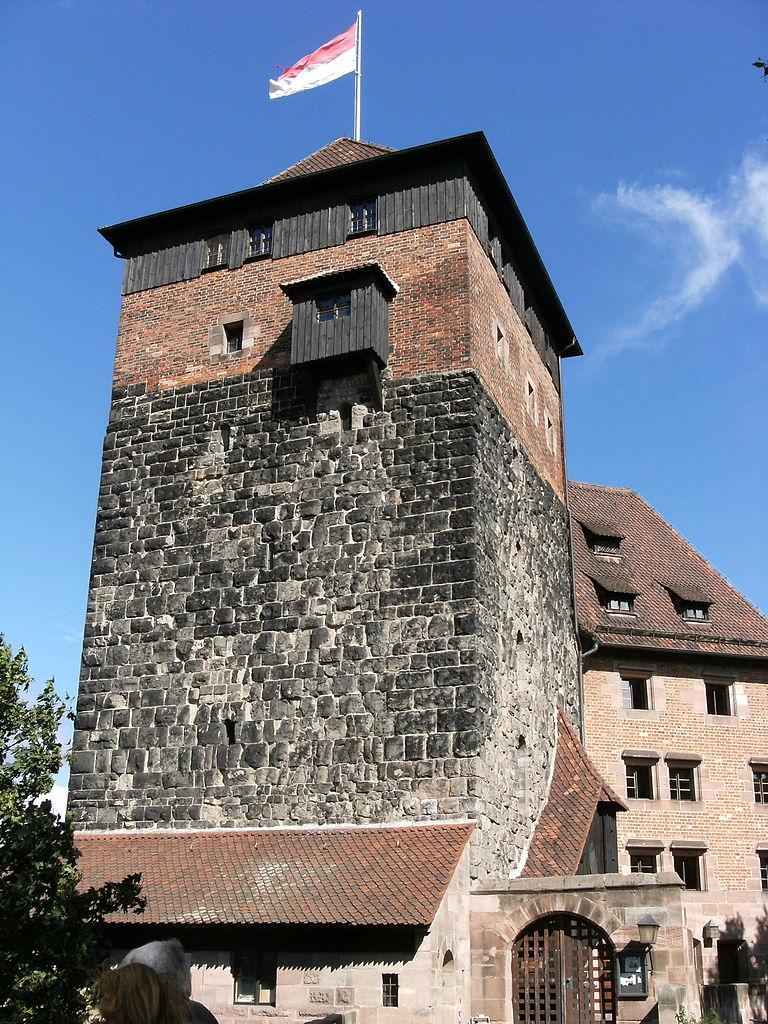 Нюрнбергская крепость, смотровая башня