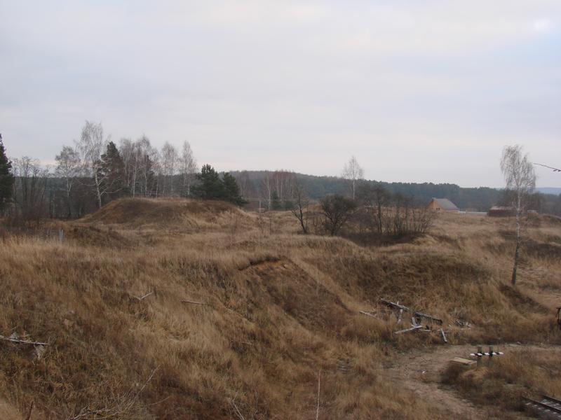 Центральная Курганная группа, Гнездовские курганы, Смоленская область