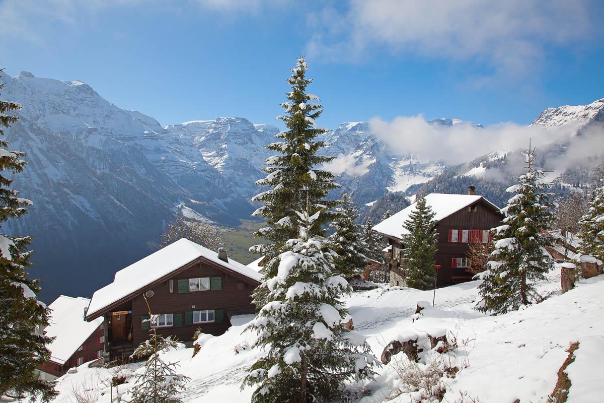 Куплю отель в горах швейцарии