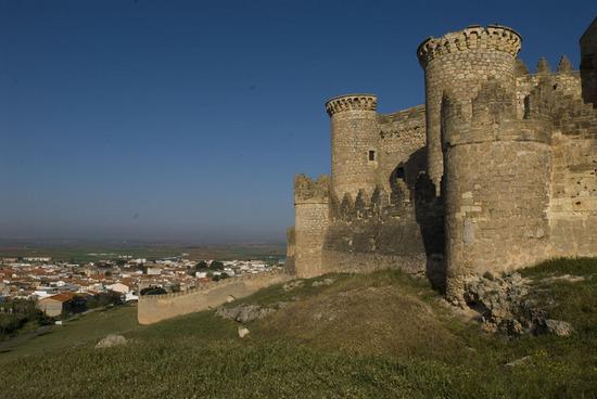Замок Бельмонте в Куэнке