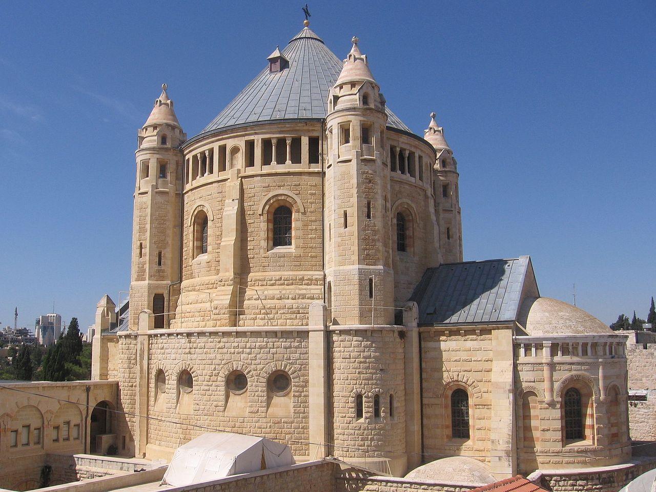Гора Сион, Успенская церковь