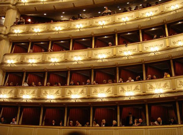Венский оперный театр купить билет мариинский 2 театр официальный сайт афиша на