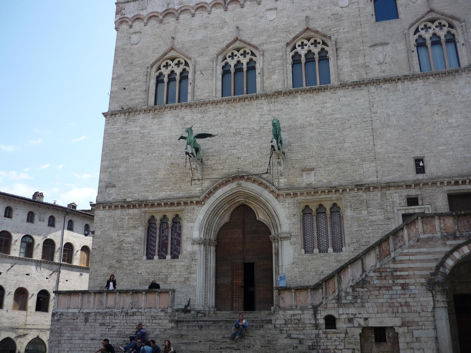 Палаццо де Приори, Перуджа, Италия