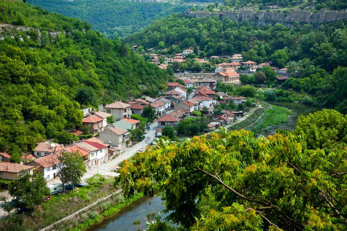 Старый город, Велико-Тырново