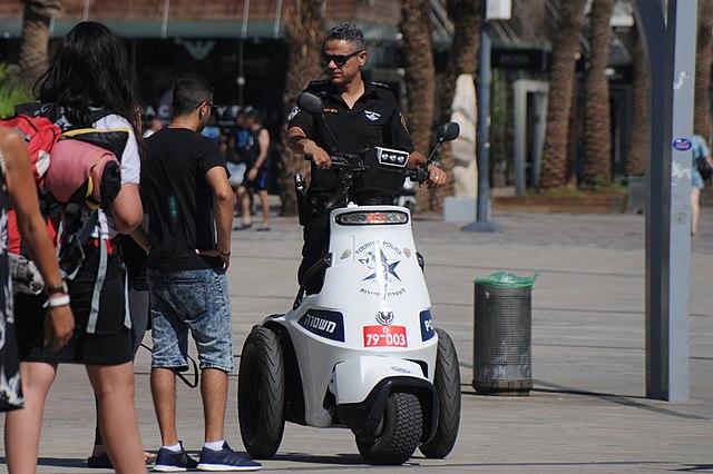 Israeli tourist police vehicle.jpg