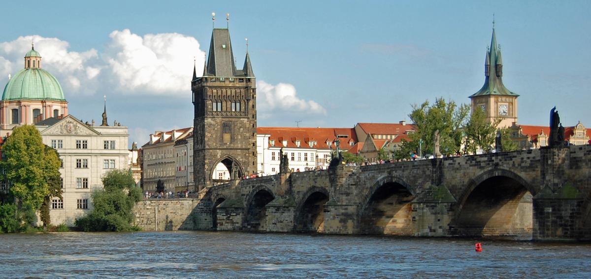 Где остановиться в Праге: районы и отели Праги