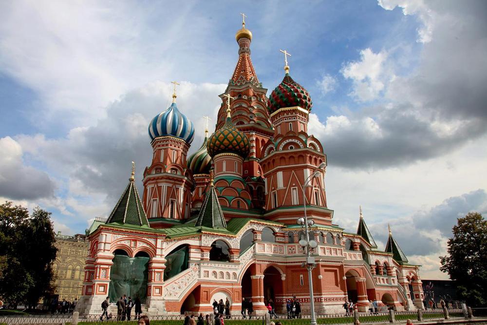Собор Покрова, что на Рву или Собор Василия Блаженного, Москва