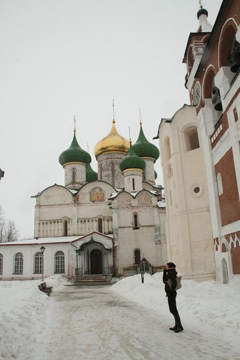 Суздальские Храмы