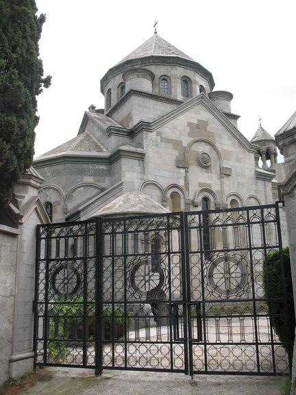 Ялта, Армянская церковь.JPG