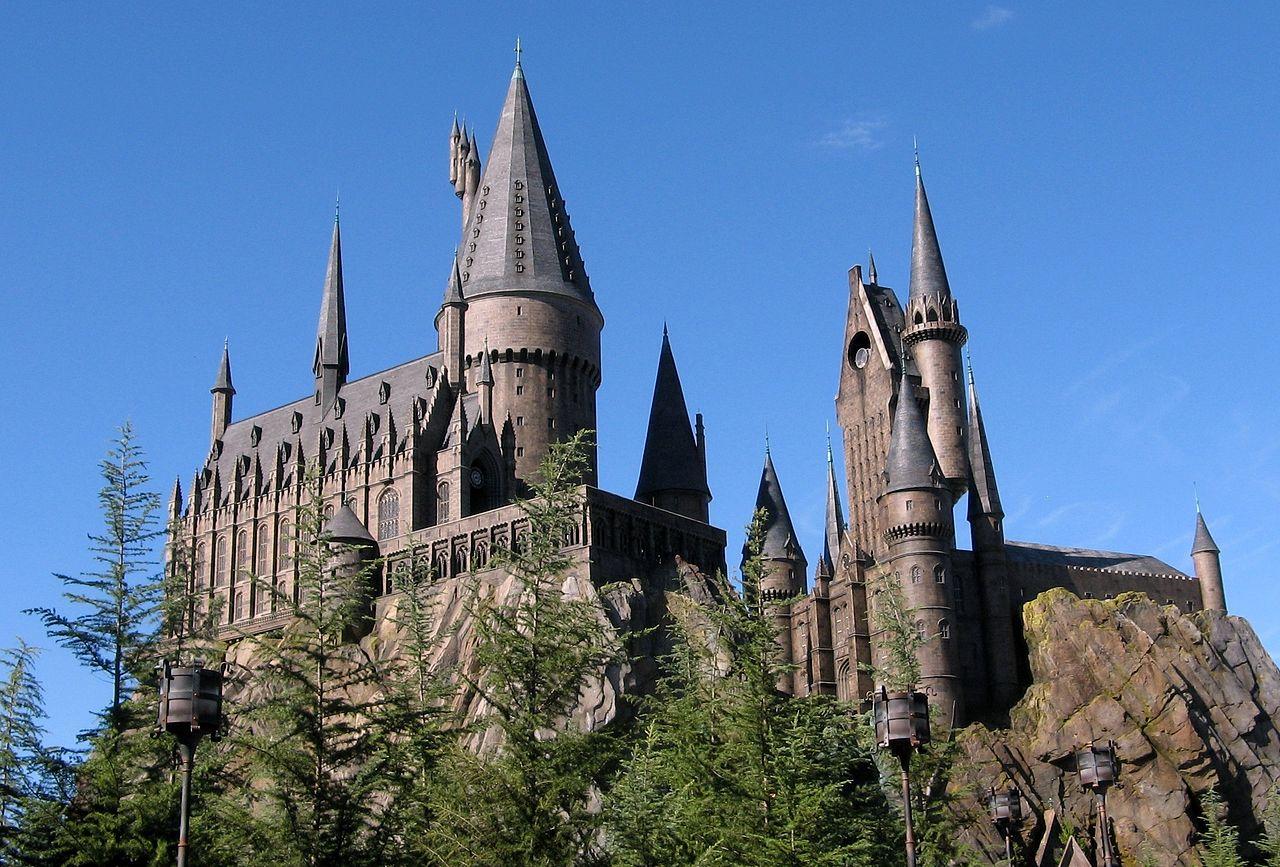 Волшебный мир Гарри Поттера в Орландо, США
