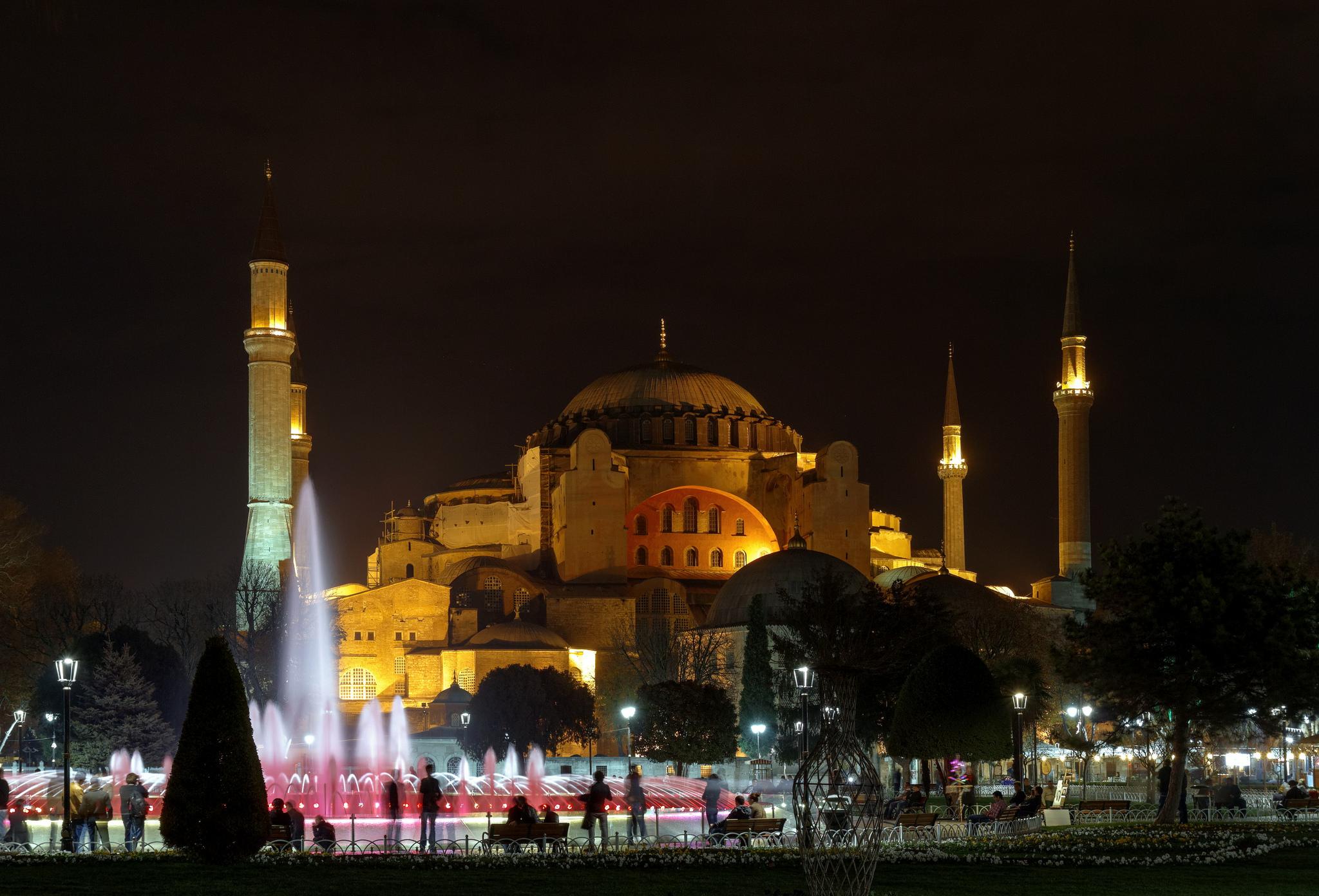 Собор Св. Софии в Стамбуле: описание, история, фото, точный адрес
