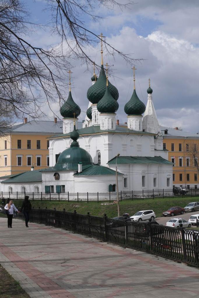 Церковь Спаса Преображения на Городу, Ярославль