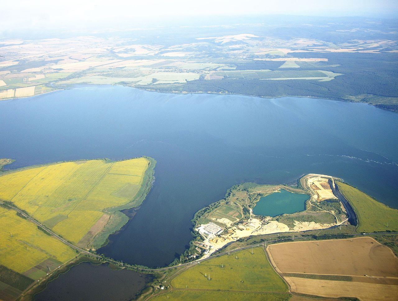 Озера Бургаса, озеро Мандра