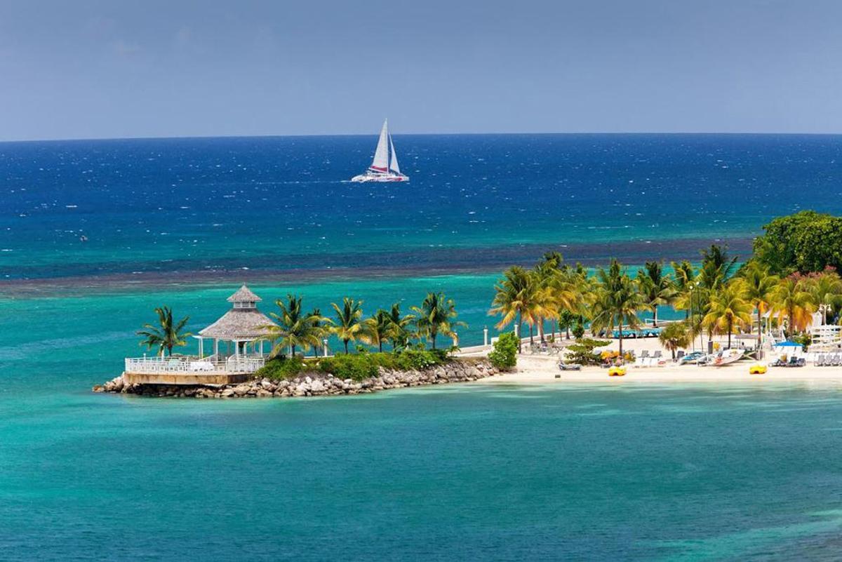 Ямайка курорты фото