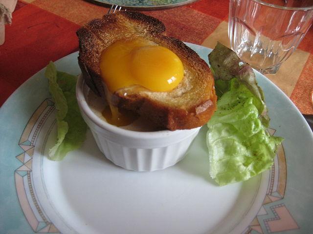 Печёные яйца