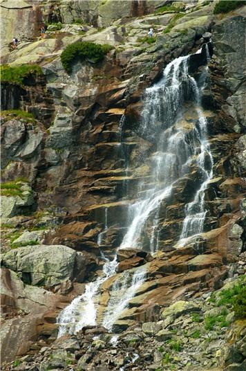 Водопад Skok, Словакия