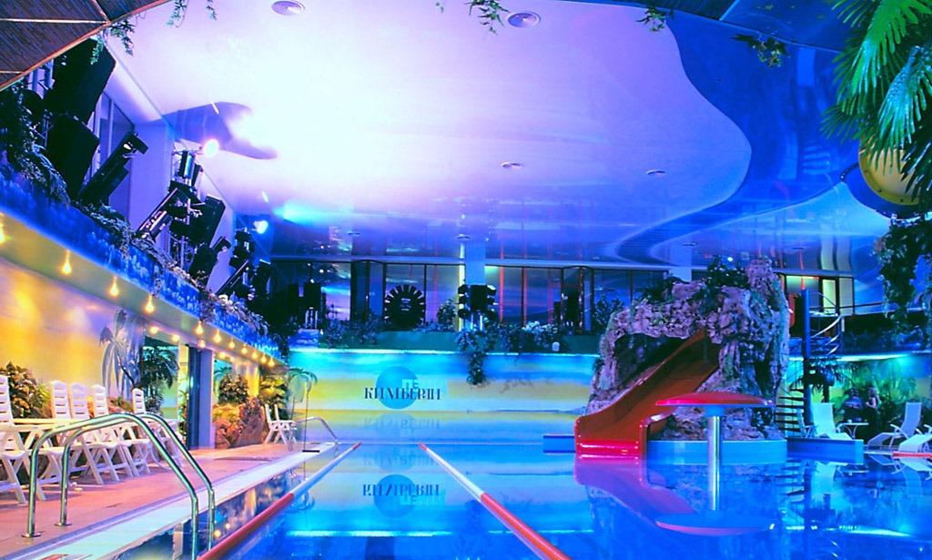 Детский бассейн, Аквазона фитнес-центра «Кимберли Лэнд», Москва
