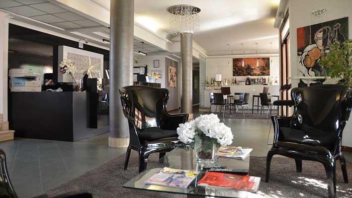 Недорогие отели Рима Alba Hotel Torre Maura 3.jpg