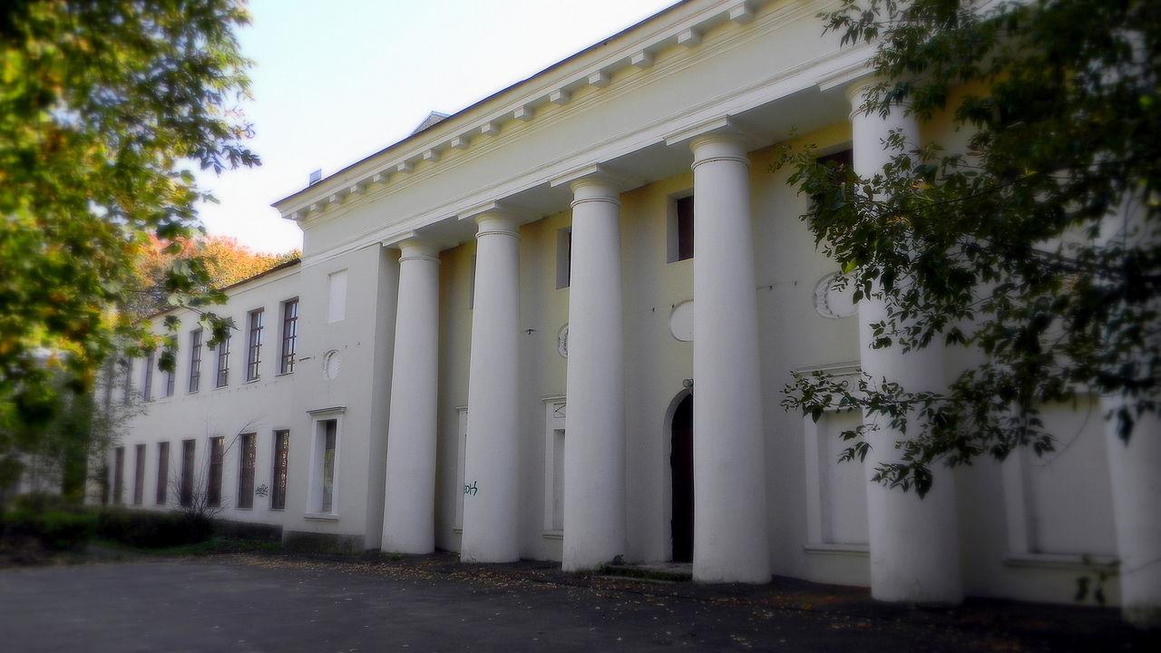 Усадьба Пехра-Яковлевское, оранжерея