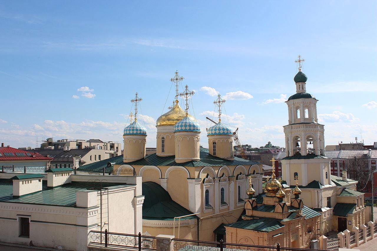 Ансамбль Петропавловского собора в Казани