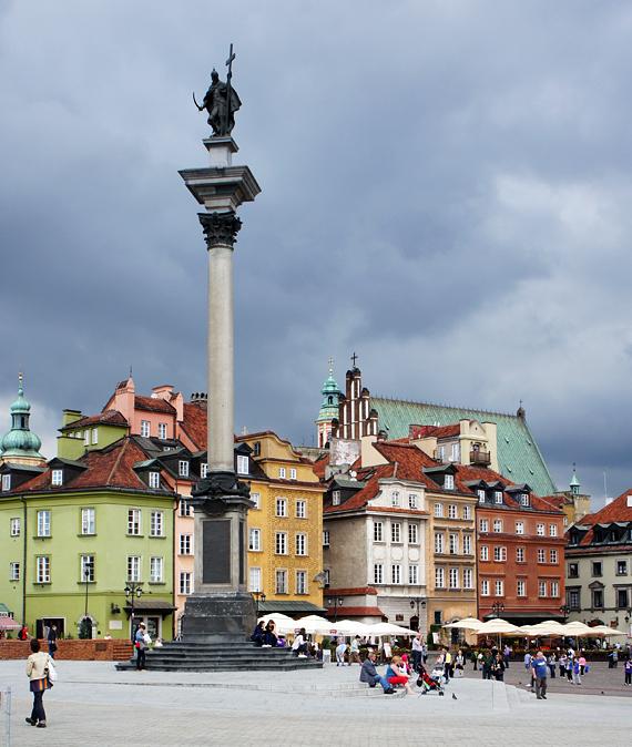 Красоты Варшавы, Польша.jpg
