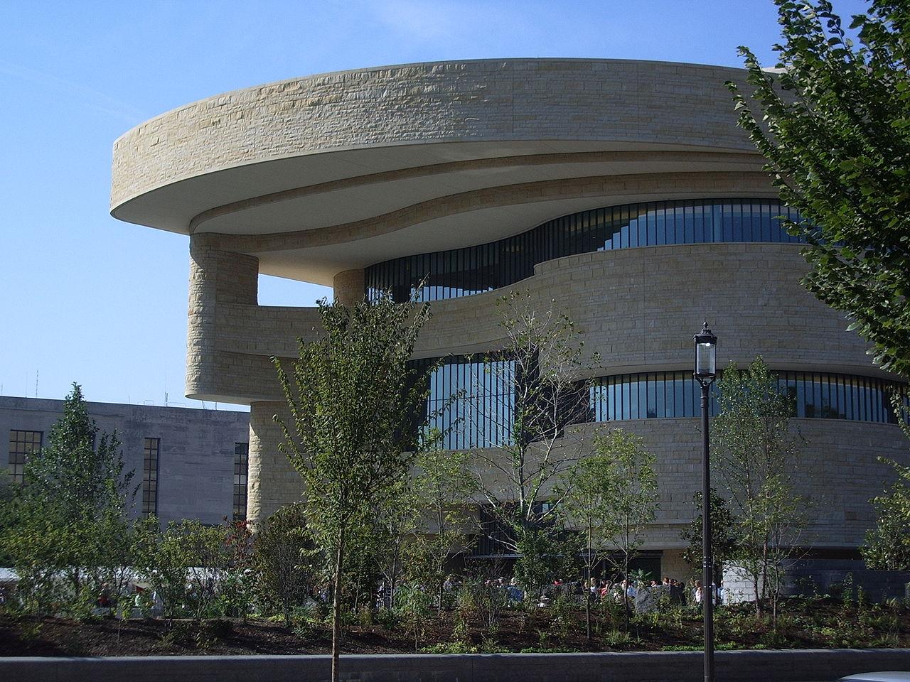 Смитсоновский институт, Национальный музей американских индейцев