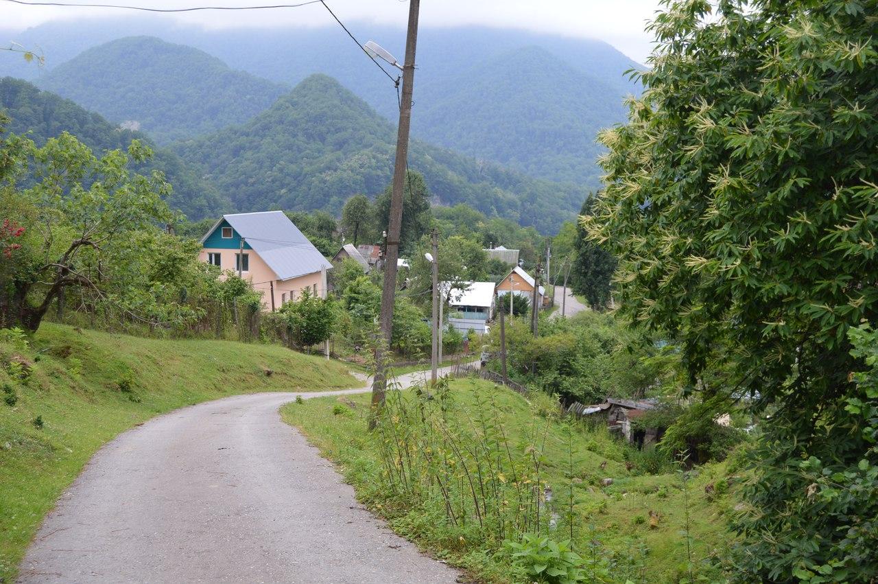 Дольмены в Красной Поляне, посёлок Солох-Аул