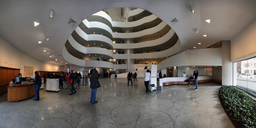 Музей Гуггенхайма, Нью-Йорк