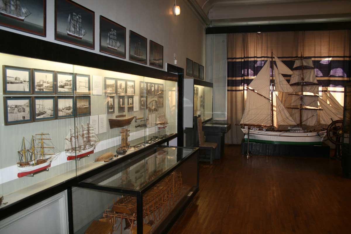 Музей истории Риги и мореходства, интерьер