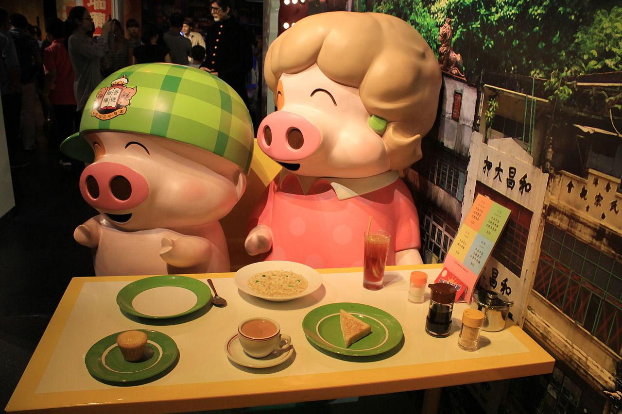 Музей мадам Тюссо в Гонконге, Макдулл и мадам Мак