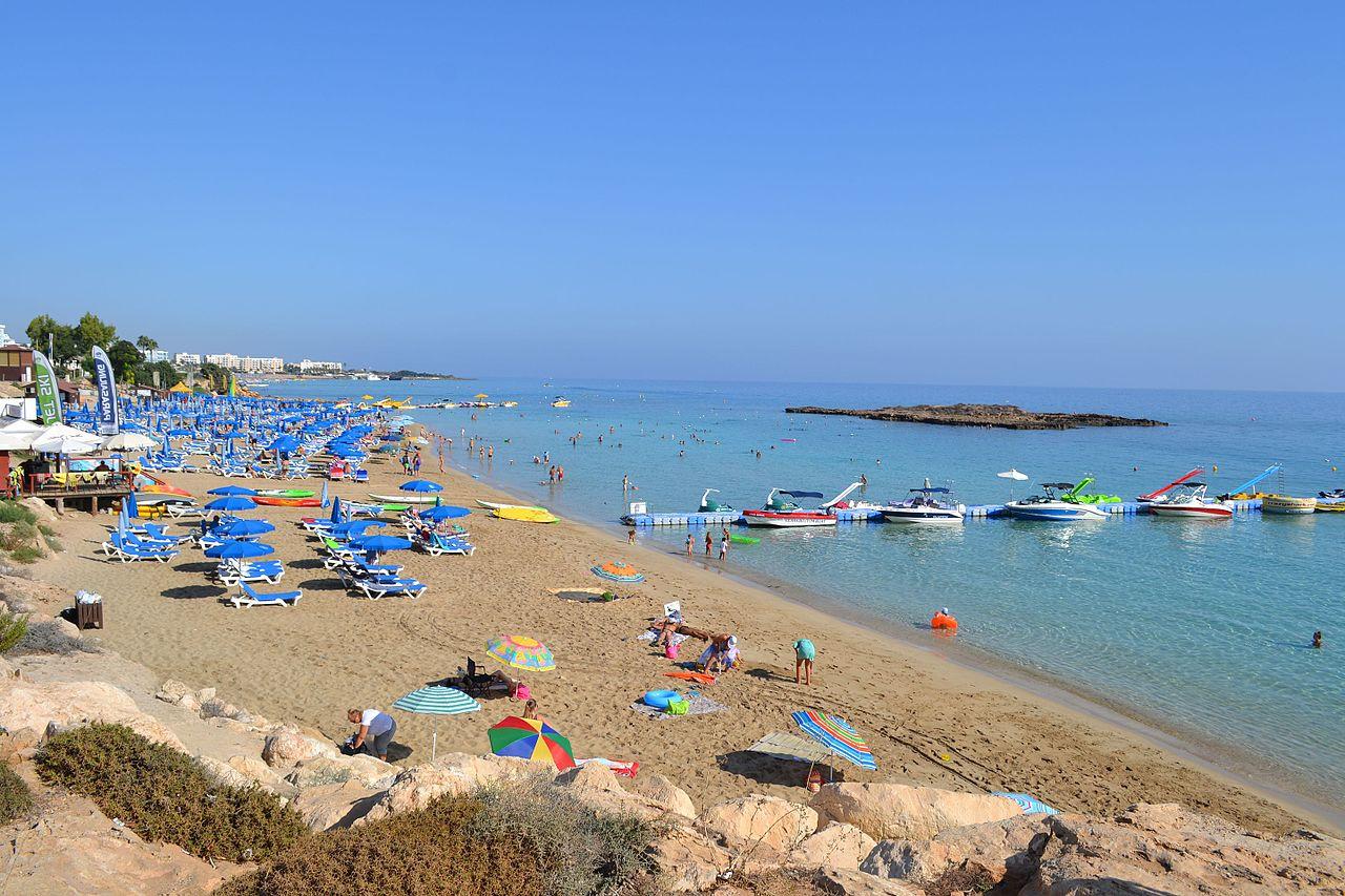 Бухта Фиг-Три, Кипр