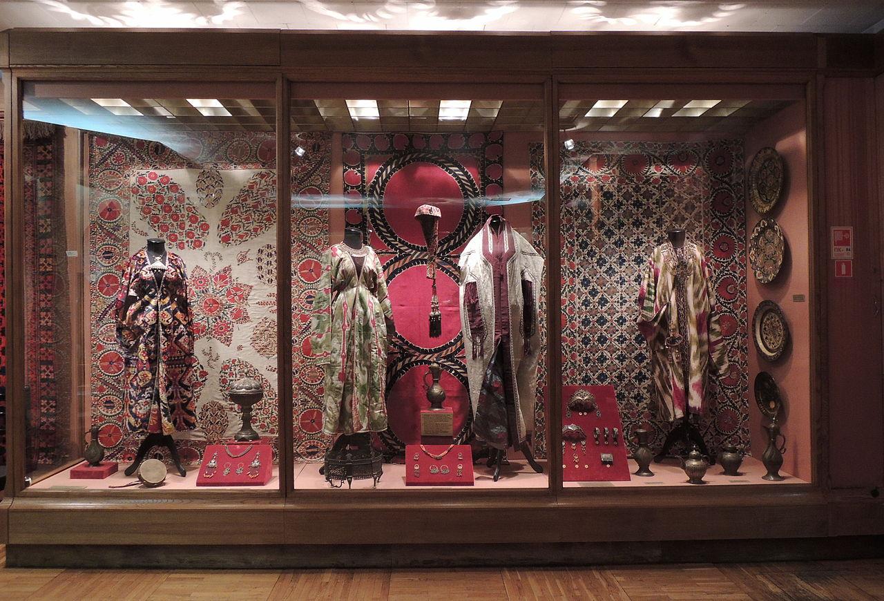 Государственный музей искусства народов Востока, Японский зал
