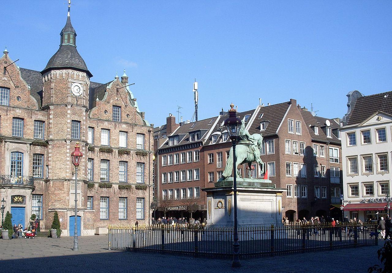 Дюссельдорф, ратуша
