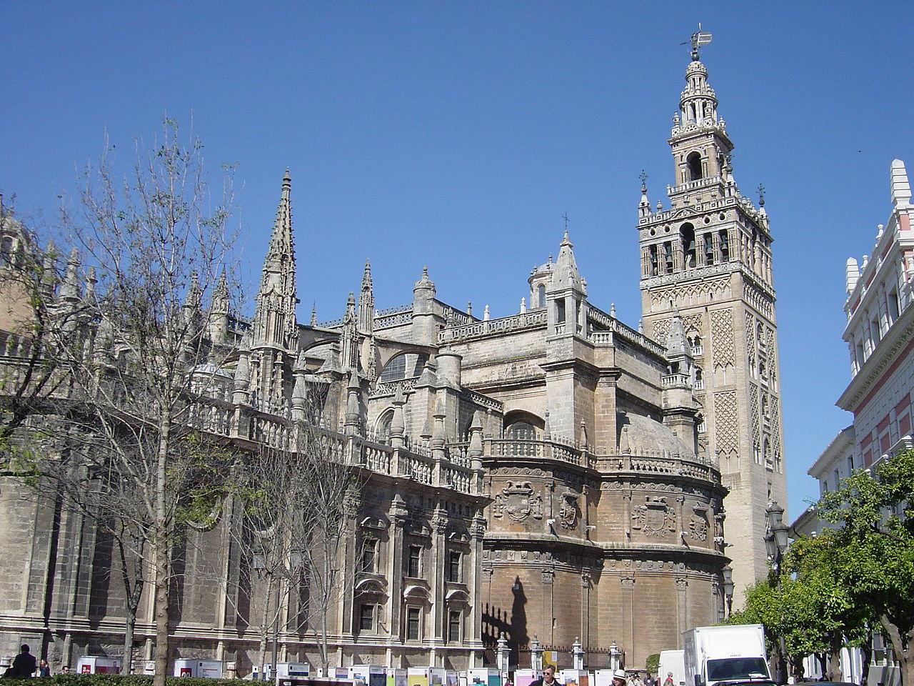 Севильский кафедральный собор реферат 7798