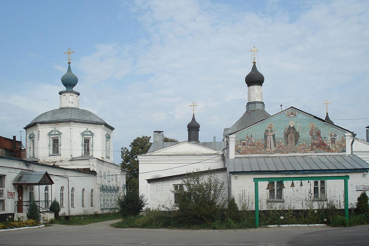 Свято-Троицкий монастырь в Рязани